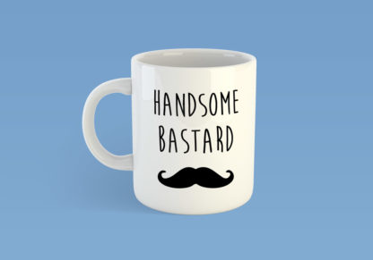 Handsome Bastard Mug