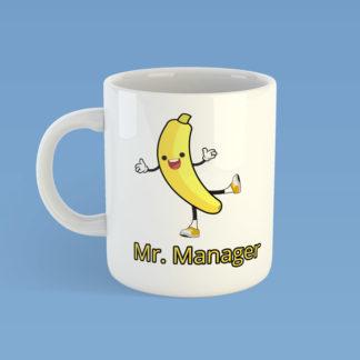 Mr Manager Mug