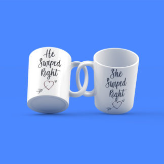 Swiped Right Coffee Mug