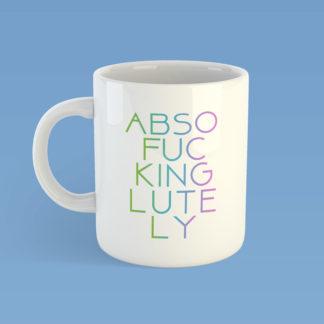 Abso Fuc King Lute Ly Mug