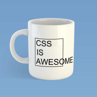 CSS Is Awesome Mug