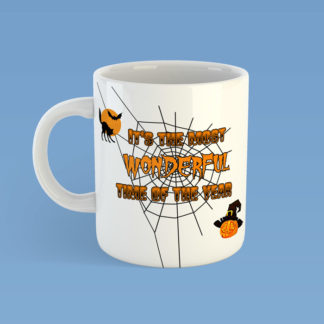 It's The Most Wonderful Time Of The Year Halloween Mug