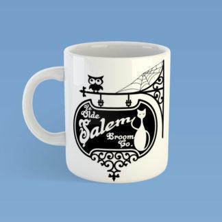 Salem Broom Company Mug