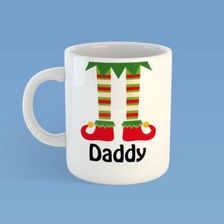 Elf Movie Daddy Mug