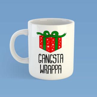 Gangsta Wrappa Mug
