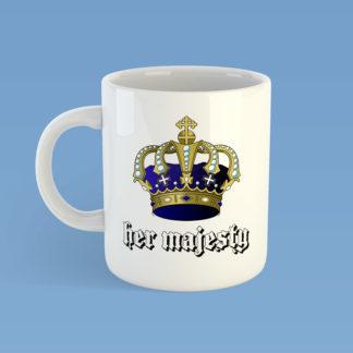 Her Majesty Mug