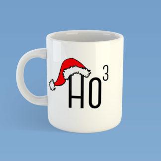 Ho Cubed Mug